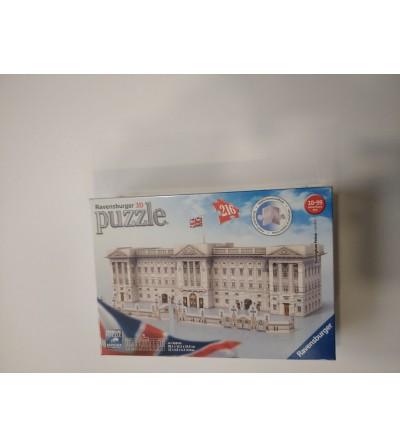Puzzle 3D Buckingham Palace